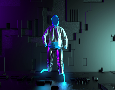 Dancing Clothes in Houdini & Marvelous Designer