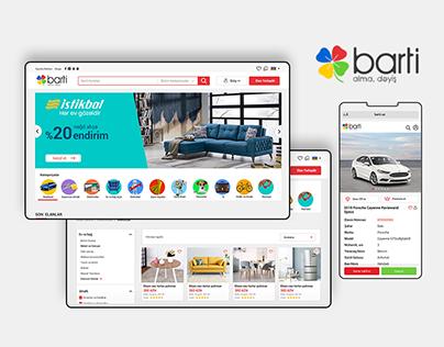 Classified Website Design