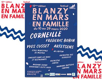 Festival Blanzy en Mars en Famille