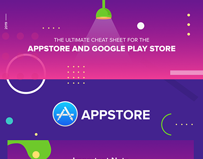 Cheat sheet for the App Store & Google Play Store-2019