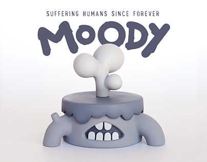 MoOdy Art Toy