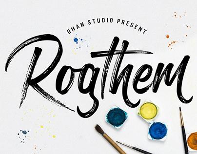 Rogthem Script