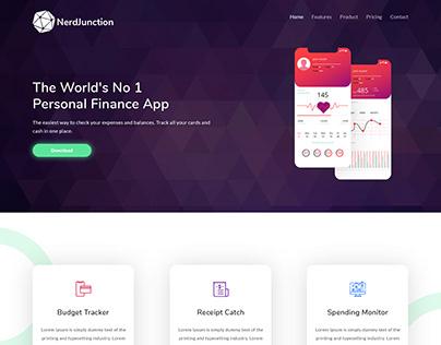 App 1Landing Page