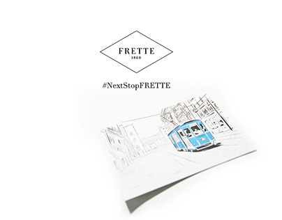 #NextStopFRETTE