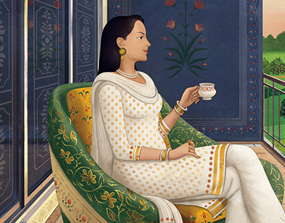 Shapoorji Pallonji Illustrations