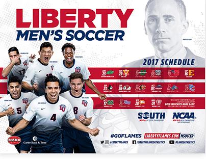 2017 Liberty Men's Soccer Campaign