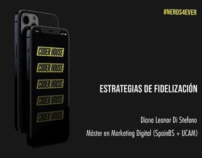 Coderhouse - Fidelización y Marketing Digital