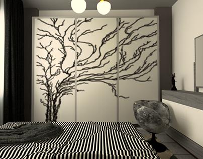Small Bedroom 3.5*4