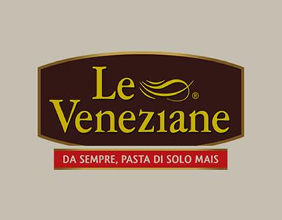 Le Veneziane pasta di mais