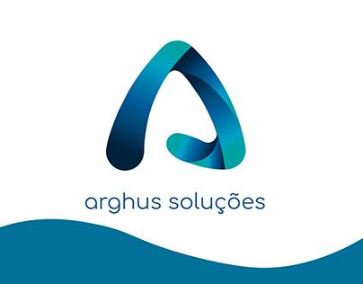 Identidade Visual - Arghus Soluções