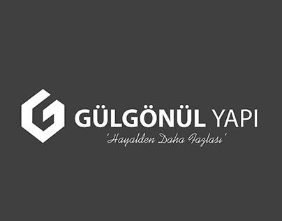Gülgönül yapı Logo Çalışması