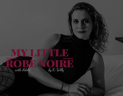 MY LITTLE ROBE NOIRE