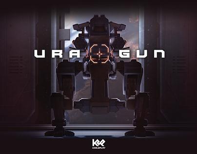 Uragun promotions materials