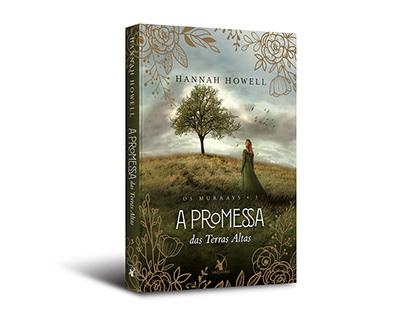 """Cover design of """"A promessa das Terras Altas"""""""