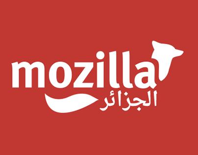 Mozilla Algeria logo