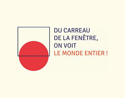 LOGO - compagnie de théâtre / theatre company