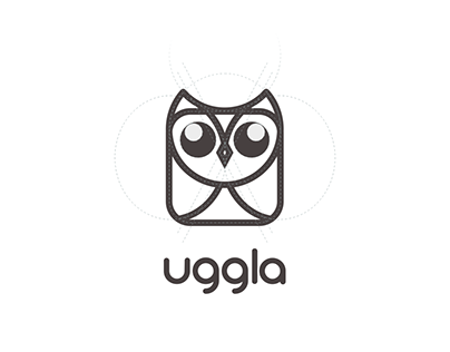 Owl logo concept