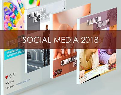Psicóloga Julyany G. Valini | Social Media 2018