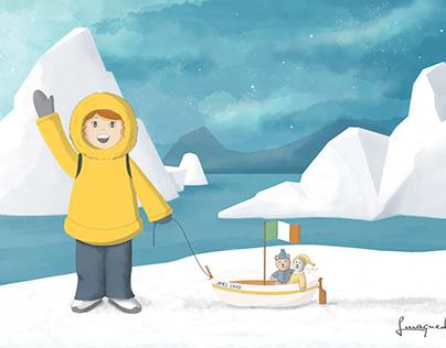 Little Shackleton