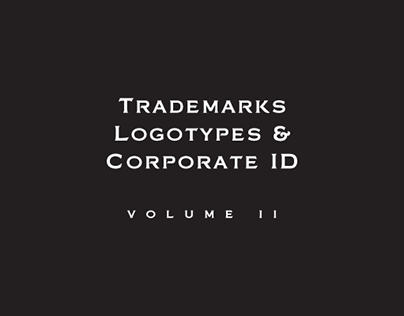 Trademarks, Logotypes & Corporate ID Vol.II