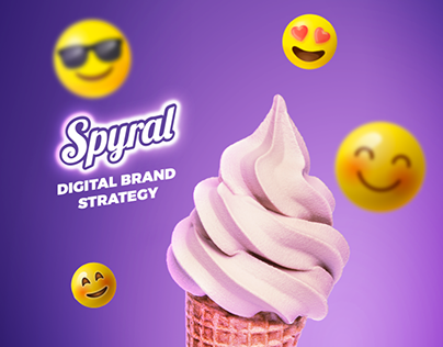 Spyral Digital Brand Strategy