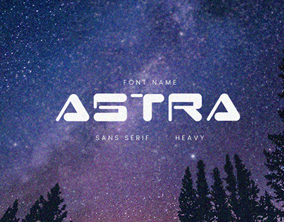 Astra - Font
