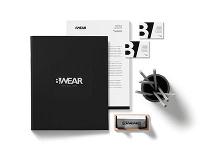 B/wear // Italian Fashion Apparel - Brand Concept