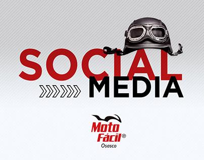 Social Media | Moto Fácil Osasco