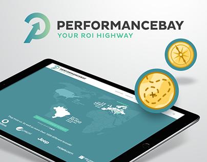 Performance Bay - Website & Branding