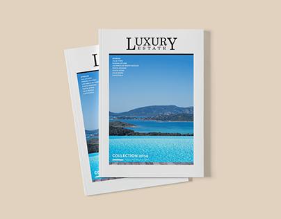 Luxury Estate Magazine 2014