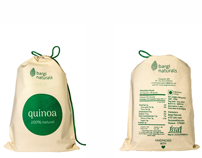 Identity, Packaging & Website Design - Bargi Naturals