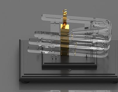 JabaClocks - Desk clock