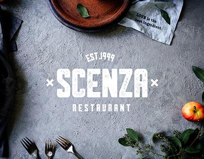 Scenza Branding Identity