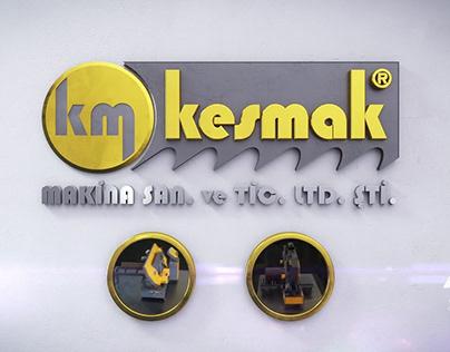 Kesmak Logomotion | 3D Animation
