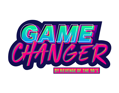 Game Change - logo animation