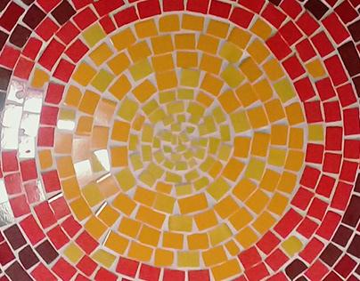 Masaico - Mosaic Table