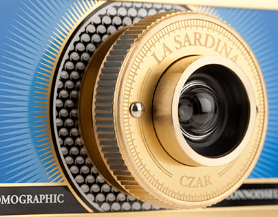 Lomography - La Sardina Metal Caviar Edition