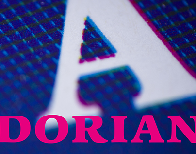 Typeface Dorian