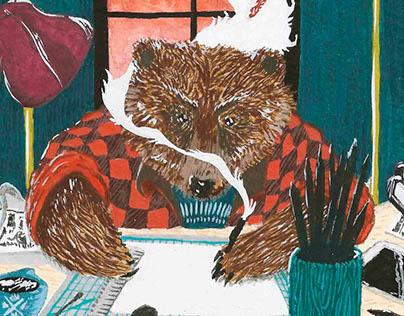 A Bear's Dream | Natural Dreamers