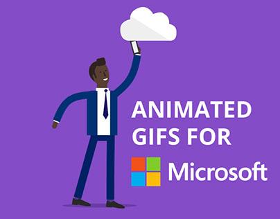Animated Gifs for Microsoft