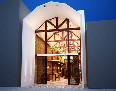 CAPIM - Interiores Comerciais