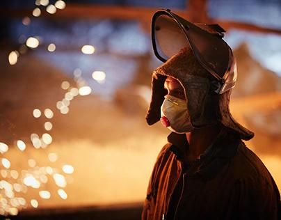 Satka Iron Cast Factory