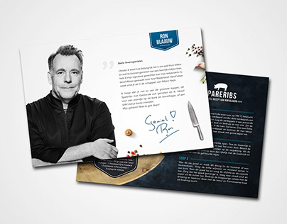 Flyer - Ron Blaauw