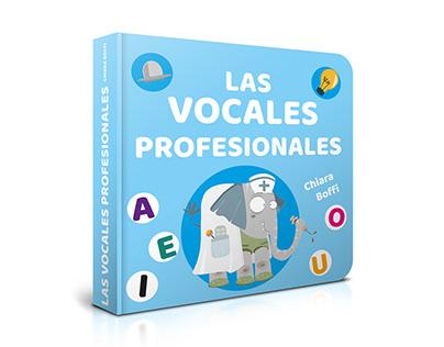 Las Vocales Profesionales_ Chiara Boffi