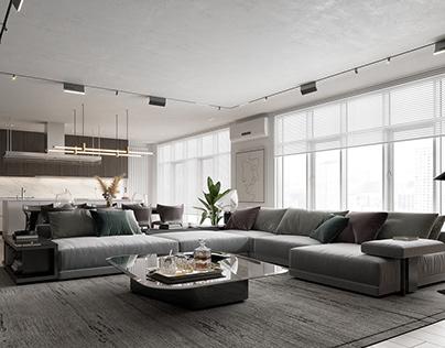 Apartment - TOKYO | interior design
