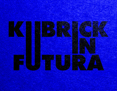 Kubrick In Futura