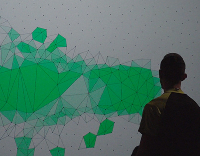 Experiment: Interactive Projection Mapping