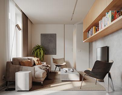 CGI - ApartmentArguelles