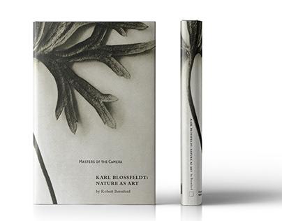 Photo Book Design – Karl Blossfeldt: Nature as Art