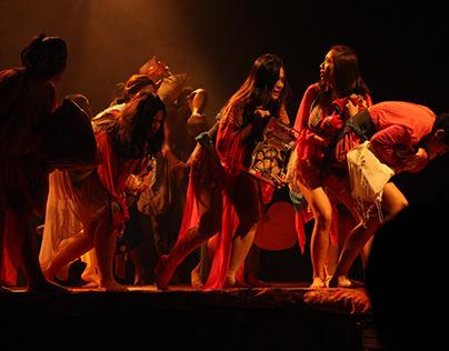 Lysistrata (Theater Photograhy)